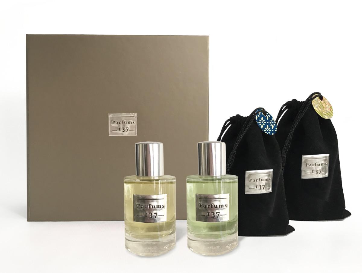 collection parfums137 7 eaux de parfum. Black Bedroom Furniture Sets. Home Design Ideas