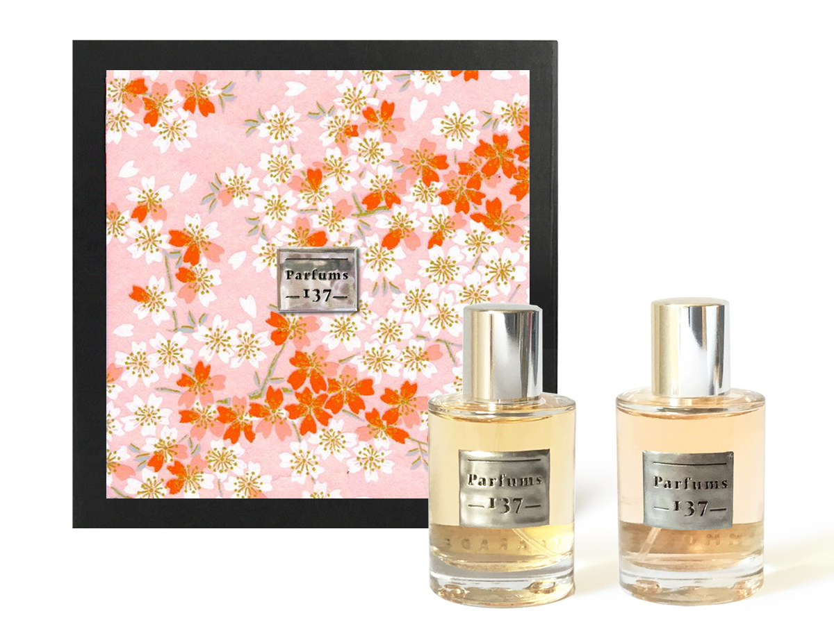 EAUX DE PARFUM IMMORTELLE + BIGARADE • 2 x 30 ML