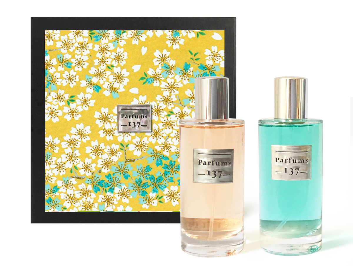 EAUX DE PARFUM SPEARMINT + IMMORTELLE